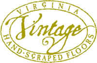 Virginia Vintage Handscraped Collection Hardwood Flooring