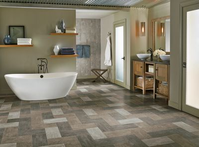 Pa., Poconos, Lehigh Valley, Luxury Vinyl Tile From Armstrong, The Perfect Alternative to Stone And Tile